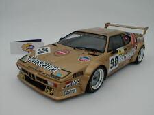 """Minichamps 125832990 - BMW M1 Gruppe B 24h Le Mans 1983 """" Warsteiner """" 1:12 NEU"""