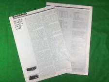 PA: CE MOS-FET SR402 amplificatore di potenza dispongono di 1979 PACE