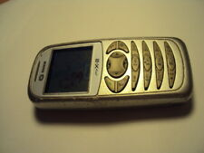 SIMPLE CHEAP PENSIONER SAGEM MYX-2 SIMPLE MOBILE  PHONE O2,TESCO AND GIFFGAFF