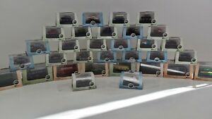 Oxford Diecast N Gauge Model Vehicles - Your Choice of Model