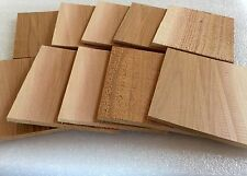 "Wholesale 5""x6""x1/4"" Cedar Grilling Planks"
