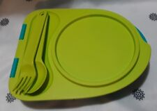 Tupperware duo lunch set