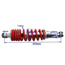 "10.5"" 270mm 700lbs Rear Shock for ATV QUAD SDG SSR Coolster 110 125cc"