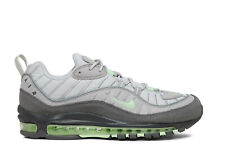 New Mens Nike Air Max 98 in Vast Grey/Fresh Mint Colour Size 10