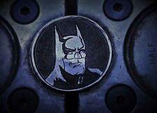 Coalburn classic Hobo Nickel  engraved Love token Batman