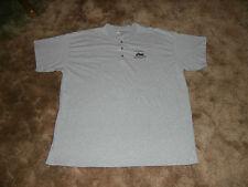 mens BIG DOGS - BIKER shirt size 5X gtay EUC FREE SHIPPING