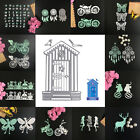 Metal Cutting Dies Stencil For DIY Scrapbooking Embossing Paper Card Decor US