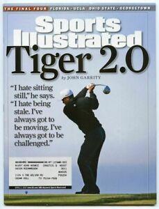 SI: Sports Illustrated April 2, 2007 Tiger 2.0: Tiger Woods, Golf, GOOD
