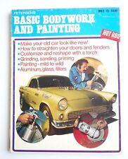 Petersen's Basic Bodywork and Painting No. 2 1971 Hot Rod Mag Library
