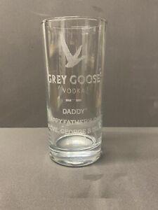 Personalised Grey Goose Vodka Glass