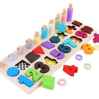 Children Eduactional Toys Logarithmic Board Montessori Educational Toys