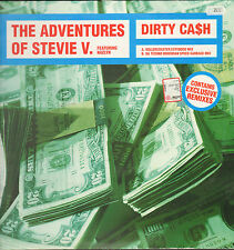 ADVENTURES OF STEVIE V. - Dirty Cash - Featuring Nazlyn - avex