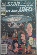 """Star Trek: The Next Generation"" complete Captain Picard series w/ extra issues"