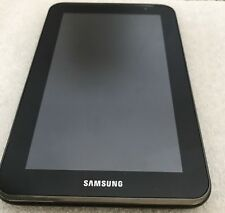 Samsung Galaxy Tab 2 GT-P3113TS - 8GB - WiFi - 7in Silver Tablet Only Works