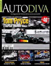 Auto Diva N°46 - Tom Pryce