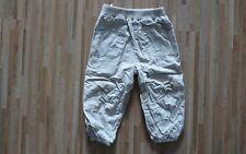 Jogginghose Pumphose Gr.86 Baby Club beige Hose