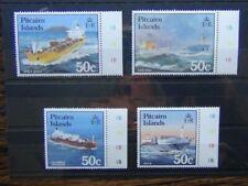 Pitcairn Island 1995 Ships set 1st Series MNH