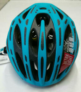 OGK Kabuto Helmet Flare Matte Blue Size S/M Bicycle BMX Road Bike New