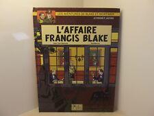 Blake et Mortimer L'affaire Francis Blake EO 1996