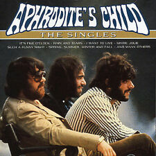Greatest Hits [Import] by Aphrodite's Child (CD, Feb-1996, Br)