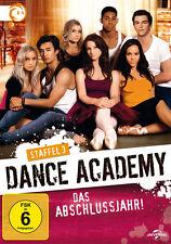 3 DVDs * DANCE ACADEMY - DAS ABSCHLUSSJAHR ! STAFFEL 3 # NEU OVP +