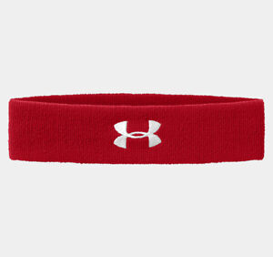 Under Armour UA Performance Headband Unisex All Sport Sweatband Basketball
