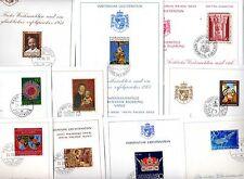 10 ans ont donné des FL-post de 1968 - 1977 (23678)