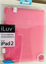 iLuv The Smart Back Cover for iPad 2