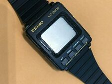 SEIKO UC-3000 Memo Diary Vintage Computer Watch Never Used.