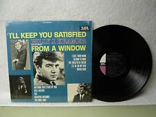 Billy J Kramer Dakotas LP I'll Keep You Satisfied Clean 1964 In Shrink Orig!