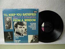 Billy J Kramer With The Dakotas LP Very Clean 1964 In Shrink Orig!
