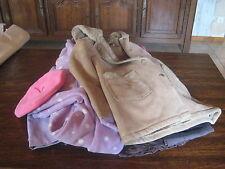 Lot de 29 vêtements enfants 6 ans filles Jupe  pantalon manteau robe collant