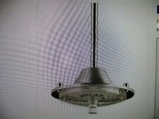 Progress Lighting P5198 0930k9 Markor LED 1 light LED Pendant Kit Brushed Nickel