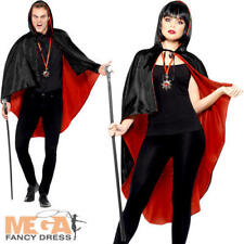Vampire Kit Adults Fancy Dress Halloween Count Dracula Undead Costume Accessory