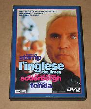 L'INGLESE (THE LIMEY) (un film di STEVEN SODERBERGH) - DVD FILM