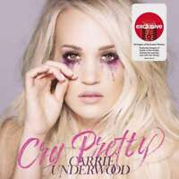 New: CARRIE UNDERWOOD - Cry Pretty CD, Target Limited Expanded Edition