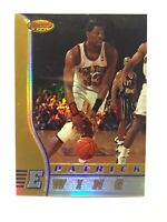 1996 Bowmans Best Basketball Patrick Ewing New York Knicks #38 Refractor