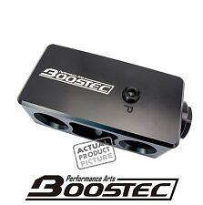BOOSTEC Billet Remote Oil & Transmission Fluid Thermostat Block Cooling