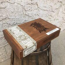 Drew Estate Liga Privada Undercrown Shade Corona Empty Wooden Cigar Box