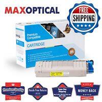 Max Optical Oki Compatible C711, C711dn, 44318601 Yellow