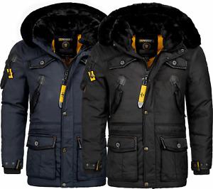 Geographical Norway warme Herren Winter jacke FVSA Parka Outdoor ACORE Luxus SKI