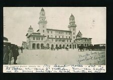 USA Georgia ATLANTA Terminal Station u/b 1906 PPC