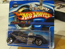 Hot Wheels Twin Mill II #134 Short Card