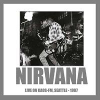 NIRVANA - LIVE ON KAOS FM,SEATTLE-1987  CD NEU