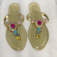 Vince Camuto Ilina Thong Wedge Sandal size9.5