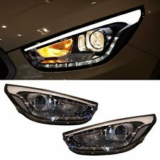 Genuine Parts LED DRL Position Head Light Lamp LH RH for HYUNDAI 10-15 Tucson