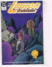 Lot of 7 Legion of Super-Heroes DC Comic Books #1 4 11 13 14 19 21 BH28
