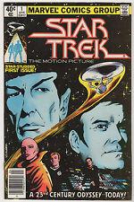 Star Trek #1 Apr 1980, Marvel The Motion Picture (2) Direct & Newsstand Variant