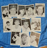 LOT 1959 Press Photo Roy Sievers Ramos Pasqual Hyde Washington Senators Baseball