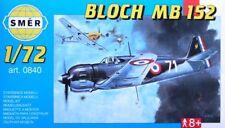 Smer 1/72 Bloch MB 152 #0840